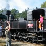 penzion_albert_kubova_hut_lokomotiva